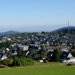Blick über Winterberg